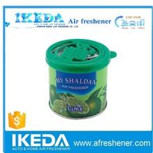 Lime scent My shaldan 1st car air freshener