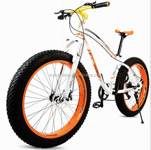 26 inch 27 gear alloy fat beach cruiser bicycles for sale
