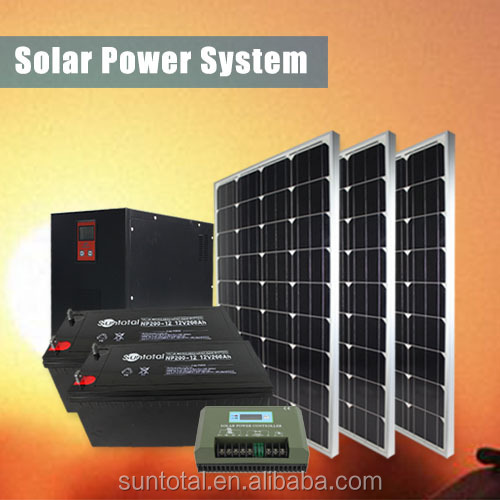2kw Stand Alone Inverter Panel Solar Energy System Buy