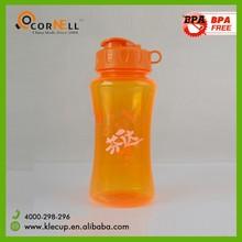 2015 BPA Free plastic drinking water bottle,manufacture of plastic bottle