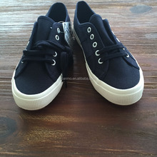 2015 Factory Stocks Sneaker For Women Navy Casual Canvas Shoes