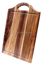 Cheap wooden eco friendly name of imported fruits cutting board