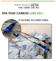 high quality popular hand fiberglass fishing rods
