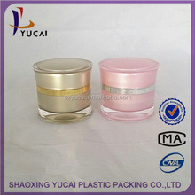 Yucai cosmetic packaging cosmetic plastic bottles waist pack