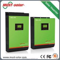 Factory Sales MPPT Solar 12v 220v Inverter with Battery Charger