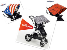 Baby Product And Baby Stroller 3 IN 1 With ASTM F833 Certification colorful Baby Stroller