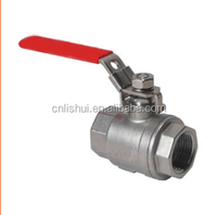 Lockable Lever Handle Forged Brass Ball Valve