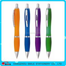novelty design diamond shape slide ball pen