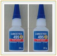 Loctite 495 instant adhesive cyanoacrylate adhesive CA glue 20g
