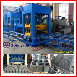 Cheapest QT8-15 asphalt paving making machines, how to pave bricks, brick machine manufacturers