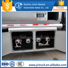 Left hand drive/Right hand drive 5000L small fuel tank truck price
