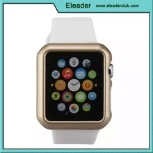 thin and lightweight aluminum case for apple watch, for iwatch cover case