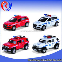 Wholesale diecast cars model police cars