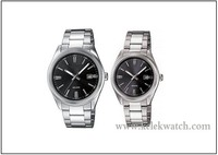 newest fashion brand design high quality mechanical watch Stainless steel business couples watch