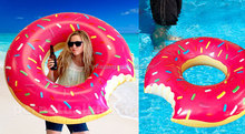 hot sale best price PVC donut inflatable/dount swing ring