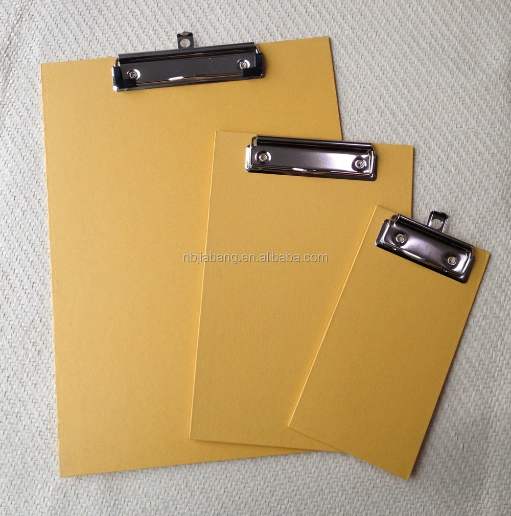 hard paper clip board with hanger buy clip board clip board with