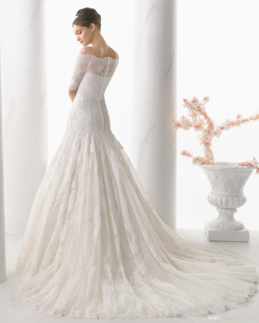 Exemple de robe de mariée
