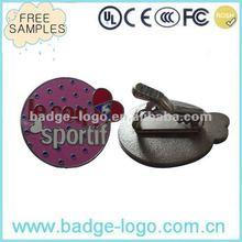 2012 fashion lovey new design custom pins
