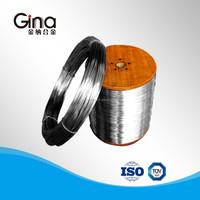 Inconel 625 UNS N06625 W.Nr 2.4856 Ni Cr nickel base alloy wire ASTM B446