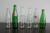 GREEN GLASS BOTTLE DRINKS 275ML 300ML