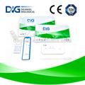 equipo de prueba de diagnóstico rápido FOB / Prueba de sangre oculta en heces / CE / ISO 13485