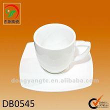 Eco glossy strengthen ceramic coffee mug,espresso cup set
