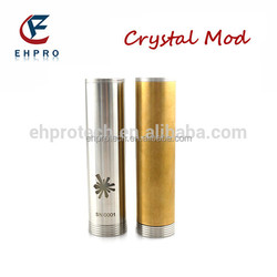 New arrival 2015 great mechanical mod 22mm EHpro Crystal mod cool design