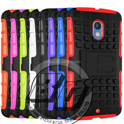 For Motorola Moto X Play heavy duty armor kickstand TPU+PC 2 in 1 case for Motorola Moto X Play hard case fast delivery