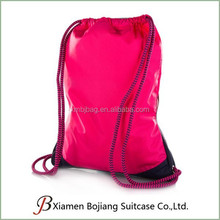 Supplier 210D nylon drawstring give away bag
