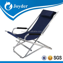 Folding Camp chairs Double Lawn Cup Holder Beach Pool Fishing Gift