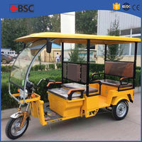 Indonesia Carbon Steel cargo tricycle folding