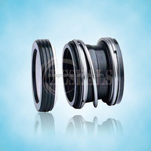 Single face MG12 rubber bellow mechanical seal is stretched by MG1 for paper pulp pump