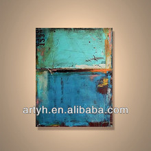 New arrival decorative abstract canvas painting wholesale