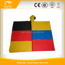COLORFUL POPULAR RAIN PONCHO OF MOTORCYCLE