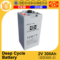 Low discharge rate 18v deep cycle solar battery
