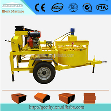 south africa M7MI small production machinery/laying a concrete block used