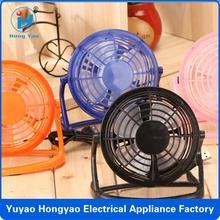 HY-816 Variety of colors mini small fan ,usb fan