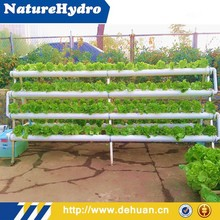 Oval White PVC Pipe Water Duct Oval PVC Pipe Hydroponics Systems
