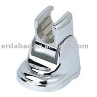 wall rails brass shower bracket