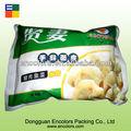 dedicada a la exportación de color deimpresión de vacío bolsas de alimentos congelados