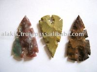 Carved Arrowheads & Artifacts