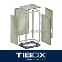Electronic Equipment Enclosure Sheet Metal Electrical Box Cabinet