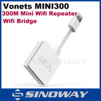 VONETS MINI300 300Mbps WiFi bridge - repeater trade assurance mini wifi bridge