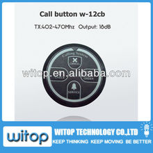 paging device wireless call button