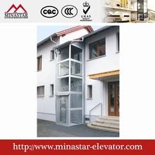 home elevator|4 person passenger lift|indoor home elevator