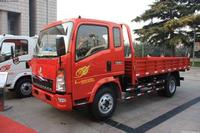 Howo Diesel Light Truck in Cargo Truck/China Mini Truck 5 Ton Price for Sale
