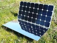 High Efficiency 12v 50w solar panel with Sunpower Solar Cells