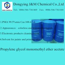 Propylene glycol monomethyl ether acetate CAS 108-65-6