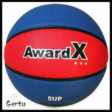 Factory directly standard match quality real cow leather basketball