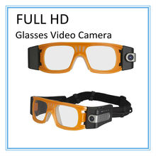 Hot sale high definition recording action sport glasses camera spy sunglasses ken block